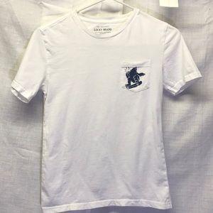🍍Lucky brand boys T-shirt